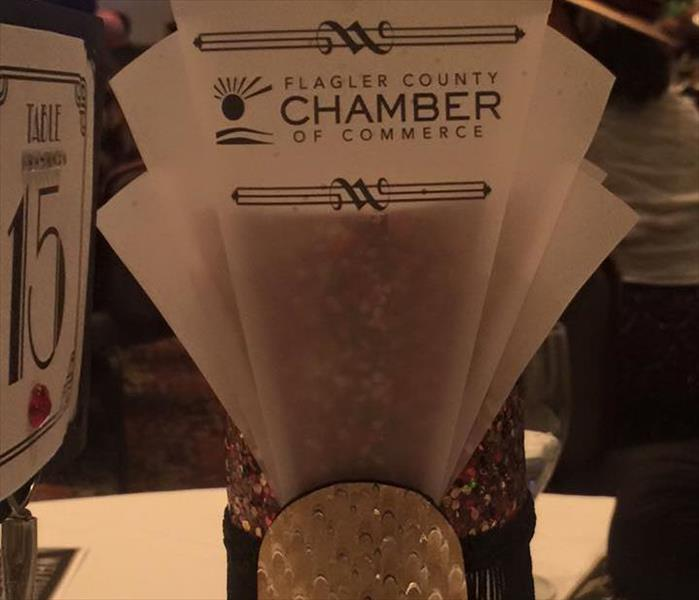 Flagler County Chamber Installation 2016