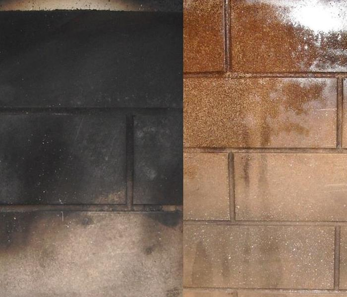Soot damage in Ormond Beach