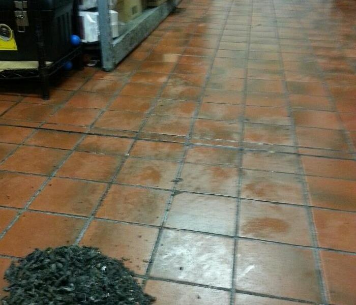 Commercial Tile Clean in Flagler Beach