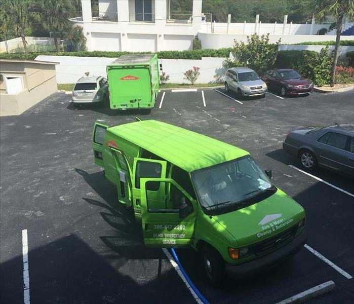 Commercial SERVPRO of Flagler County Services